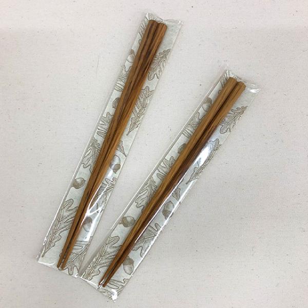 樽オーク箸(21cm)
