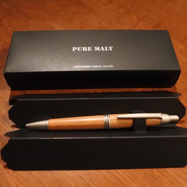 PUREMALT 1015ボールペン[名いれ加工]