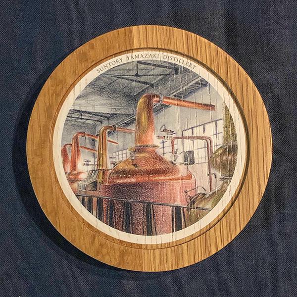樽オークコースター彩(ポットスティル)