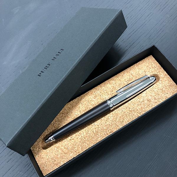 PUREMALT 5015シルバーキャップシャープペン