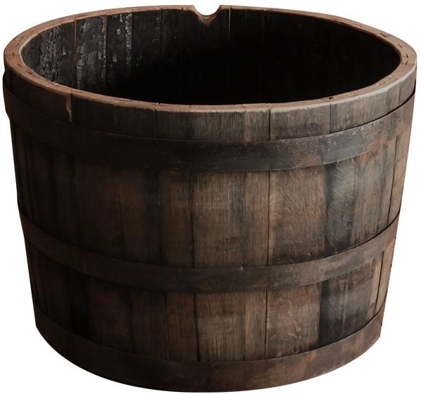 樽半切プランター180L