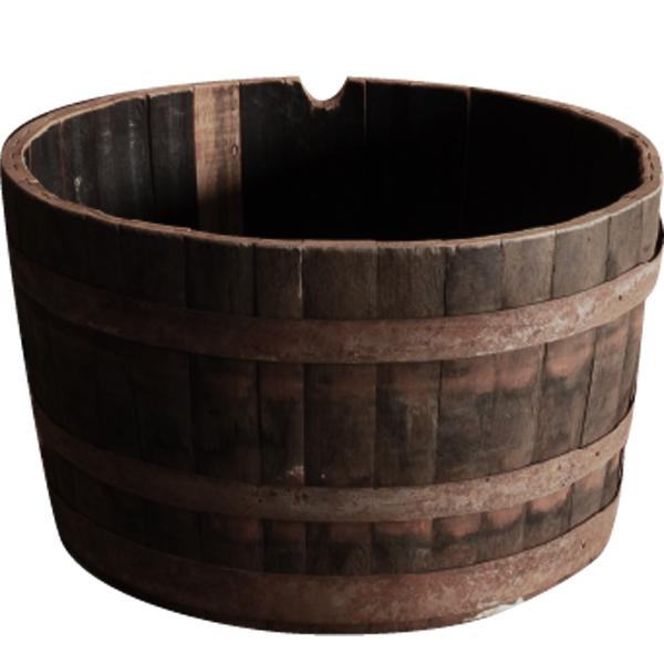 樽半切プランター230L