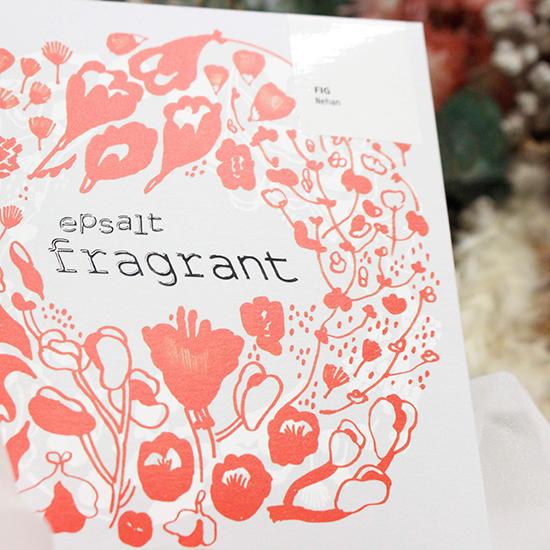 NEHAN TOKYO epsalt fragrant 「PLUMERIA」