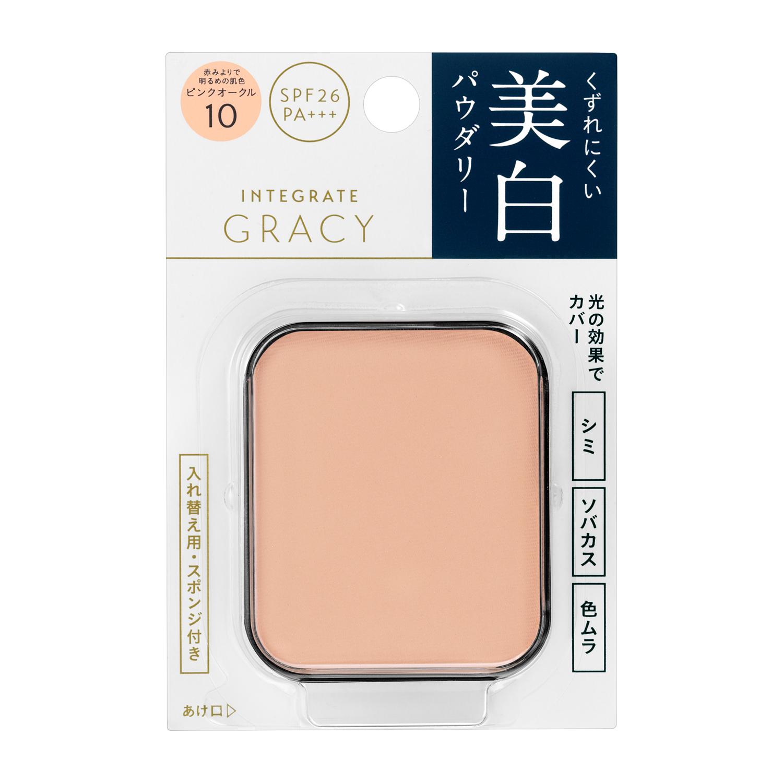 INTEGRATE GRACY ホワイトパクトEX ピンクオークル10 (レフィル)