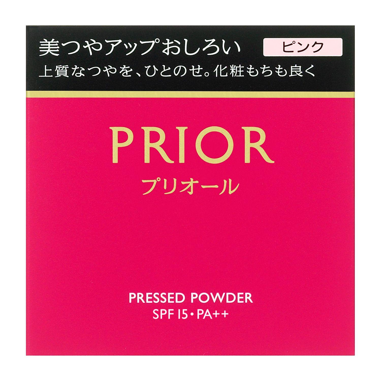 PRIOR 美つやアップおしろい ピンク