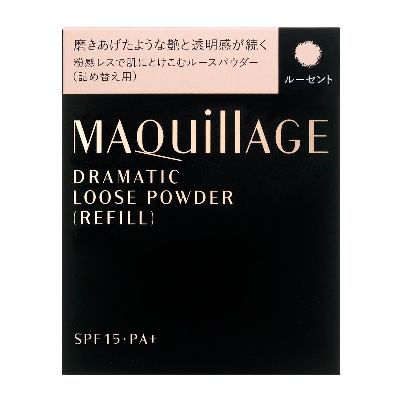 MAQuillAGE ドラマティックルースパウダー (レフィル) ルーセント