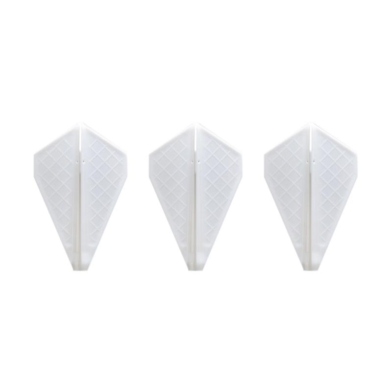 Fit Flight 【フィットフライト】 フィットフライト プロ V-2 ホワイト (Fit Flight Pro V-2 White) | 成型フライト