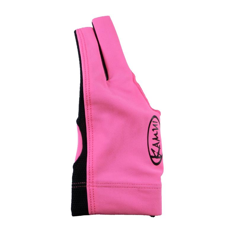 KAMUI 【カムイ】 クイックドライ ピンク L 左利き用 (QuickDry Pink) | ビリヤードグローブ