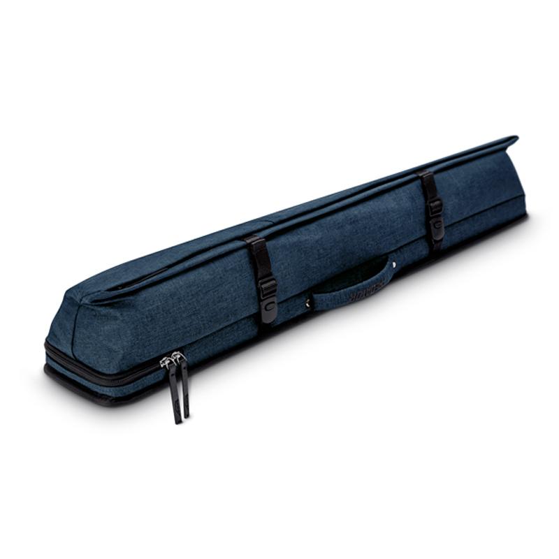 Predator 【プレデター】 キューケース 2バット4シャフト Urbain ブルー ハードケース (Cue Case 2B4S Blue H)   ビリヤード キューケース