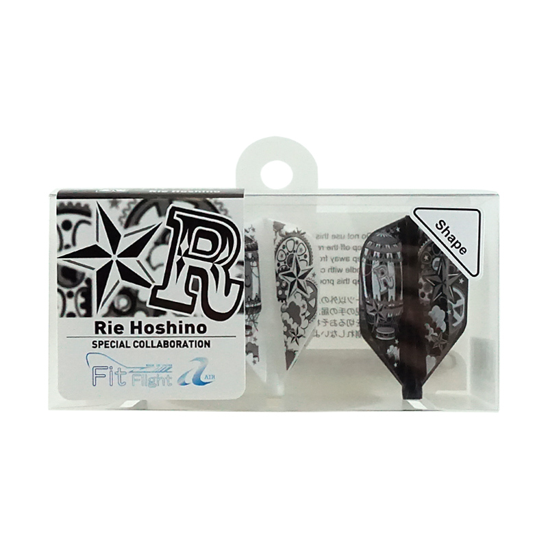 Fit Flight AIR 【フィットフライトエアー】 星野理絵5 シェイプ (Rie Shape) | 成型フライト