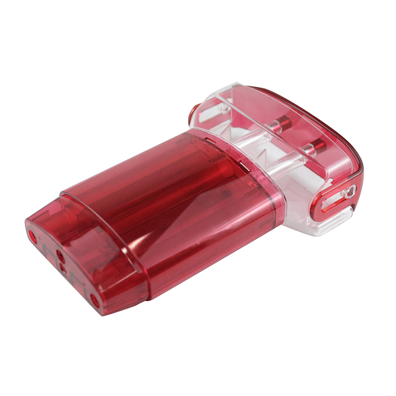 COSMO DARTS 【コスモダーツ】ケースエックス クリアレッド (Case X Clear Red) | ダーツケース