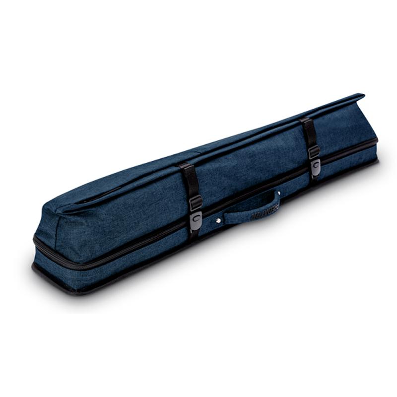 Predator 【プレデター】 キューケース 2バット4シャフト Urbain ブルー ソフトケース (Cue Case 2B4S Blue S)   ビリヤード キューケース