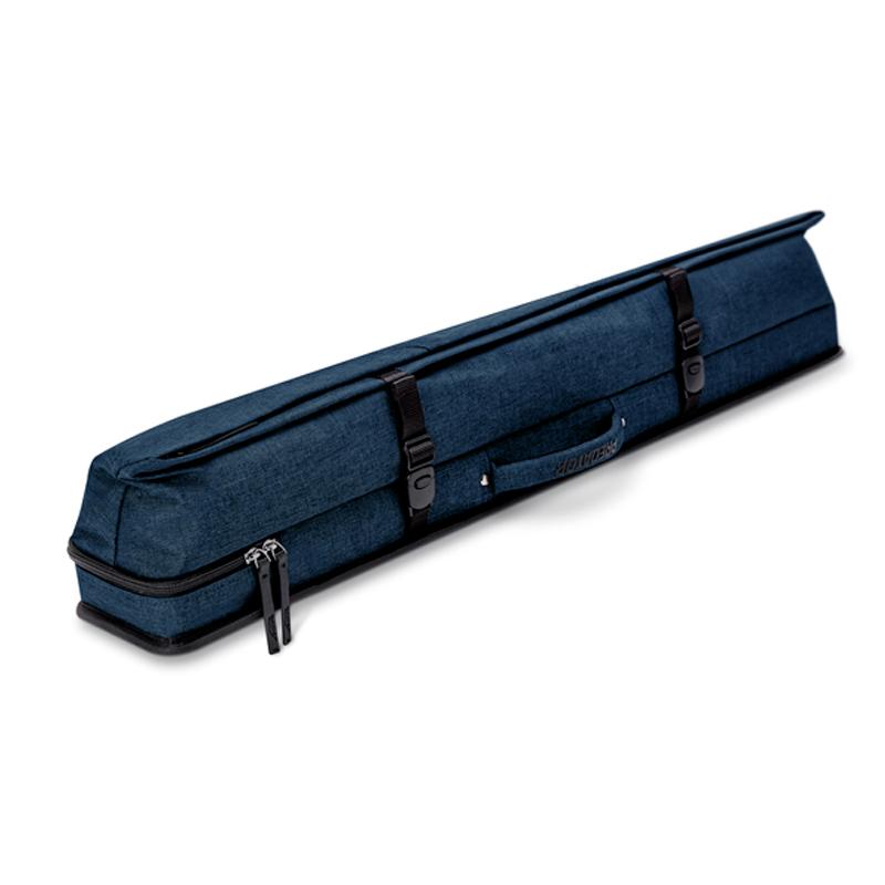 Predator 【プレデター】 キューケース 3バット5シャフト Urbain ブルー ハードケース (Cue Case 3B5S Blue H) | ビリヤード キューケース