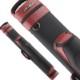 MEZZ 【メッヅ】 キューケース MS-24MKR ブラック/レッド (Cue Case 2B4S Black/Red)