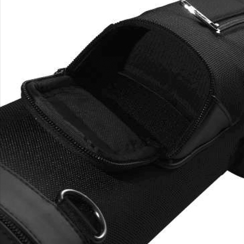 MEZZ 【メッヅ】 キューケース MS-24CDA ダークブルー/ブラック (Cue Case 2B4S Dark Blue/Black)