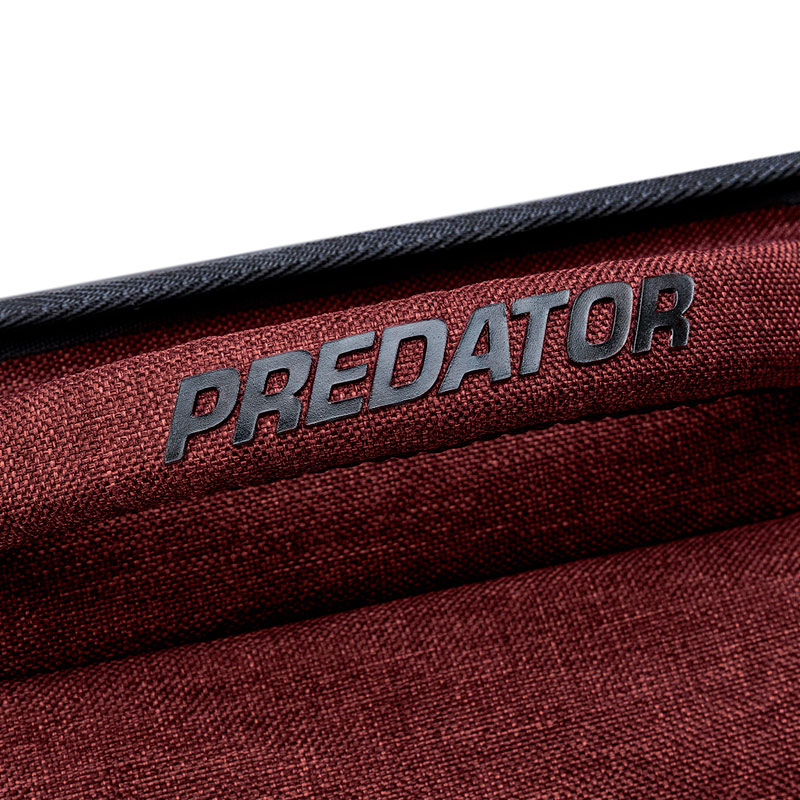 Predator 【プレデター】 キューケース 3バット5シャフト Urbain レッド ハードケース (Cue Case 3B5S Red H) | ビリヤード キューケース