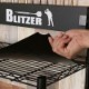 BLITZER【ブリッツァー】 ダーツボードスタンド BSD27-BK (DartsBoard Stand)