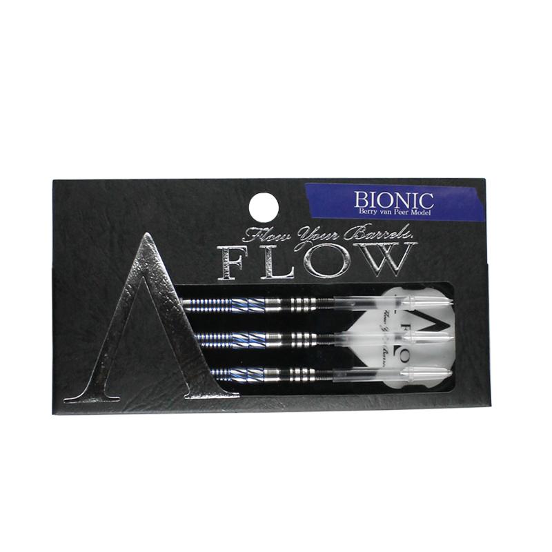 DYNASTY 【ダイナスティー】 バイオニック  (A-FLOW BLACKLINE BIONIC Tungsten90%) | ダーツ 2BAバレル 18.0g
