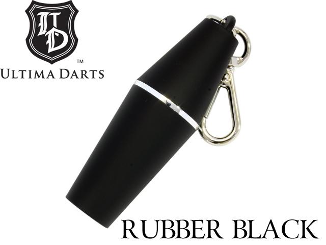ULTIMA DARTS Colorful TIP CASE/RUBBER BLACK