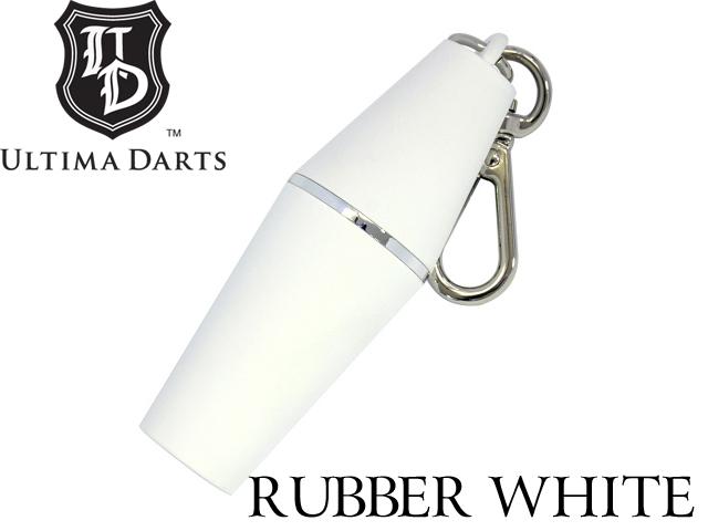 ULTIMA DARTS Colorful TIP CASE/RUBBER WHITE