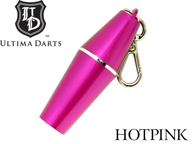 ULTIMA DARTS Colorful TIP CASE/HOTPINK