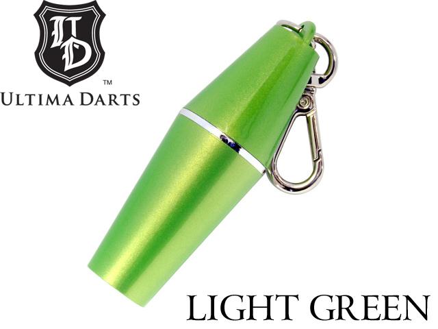 ULTIMA DARTS Colorful TIP CASE/LIGHT GREEN