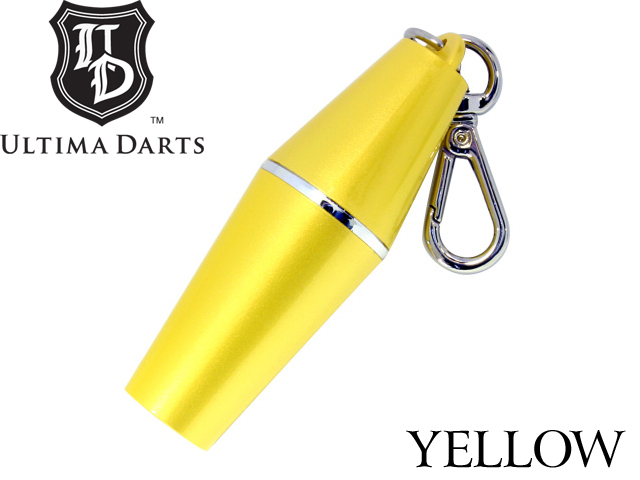 ULTIMA DARTS Colorful TIP CASE/YELLOW