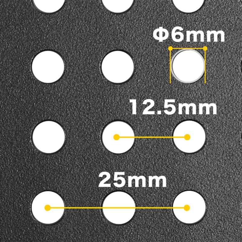 ダーツスタンド BSD27-BK & 電源タップボード BPS28-BK セット