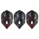 DYNASTY×Flight-L 【ダイナスティ×フライトエル】 ペロリナ シェイプ ブラック (PEROLINA L3 Shape Black)   シャンパンリング対応フライト