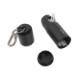 CAMEO 【カメオ】チップ&シャフトケース アルミニオ ブラック (TIP AND SHAFT CASE ALUMINIO BLACK)   チップ・シャフトケース