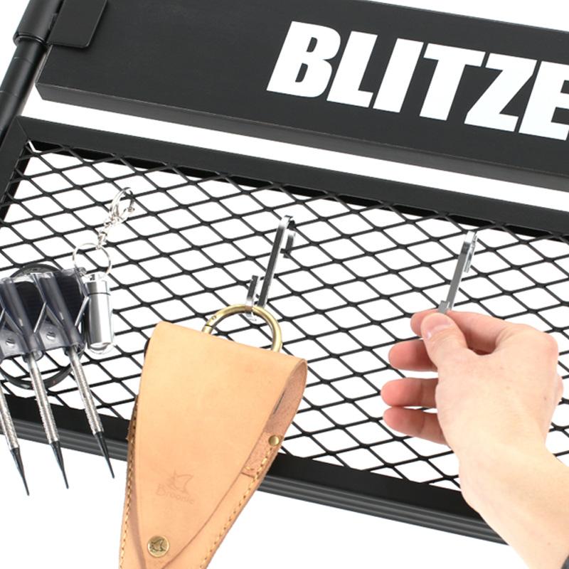 BLITZER 【ブリッツァー】 ハードダーツスタンド BSD30-BK (Hard Darts Stand) | ハードボード専用