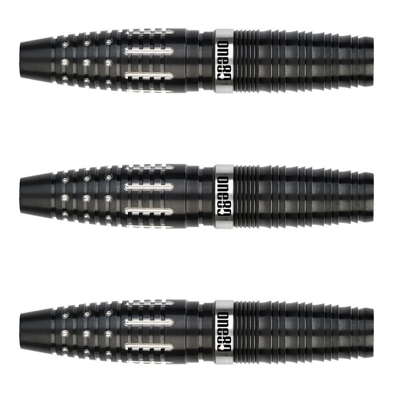 One80【ワンエイティ】ネギ 根岸則行選手モデル (NEGI Tungsten90%) | ダーツ No.5バレル 19.0g