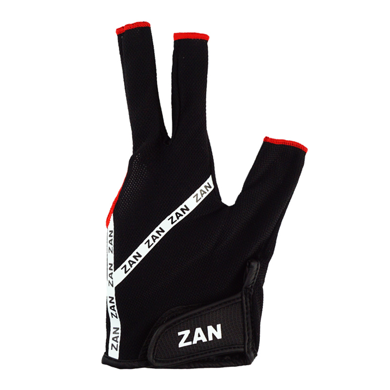 ZAN PLUS 【ザンプラス】 ザングローブ クールフィット 右利き用 M (ZAN GLOVE COOL FIT RH M) | ビリヤードグローブ