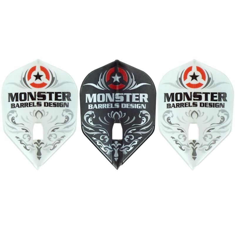 MONSTER DARTS 【モンスターダーツ】 オーガ リミテッドエディション (OGRE LIMITED EDITION Tungsten90%) | ダーツ 2BAバレル 16.2g