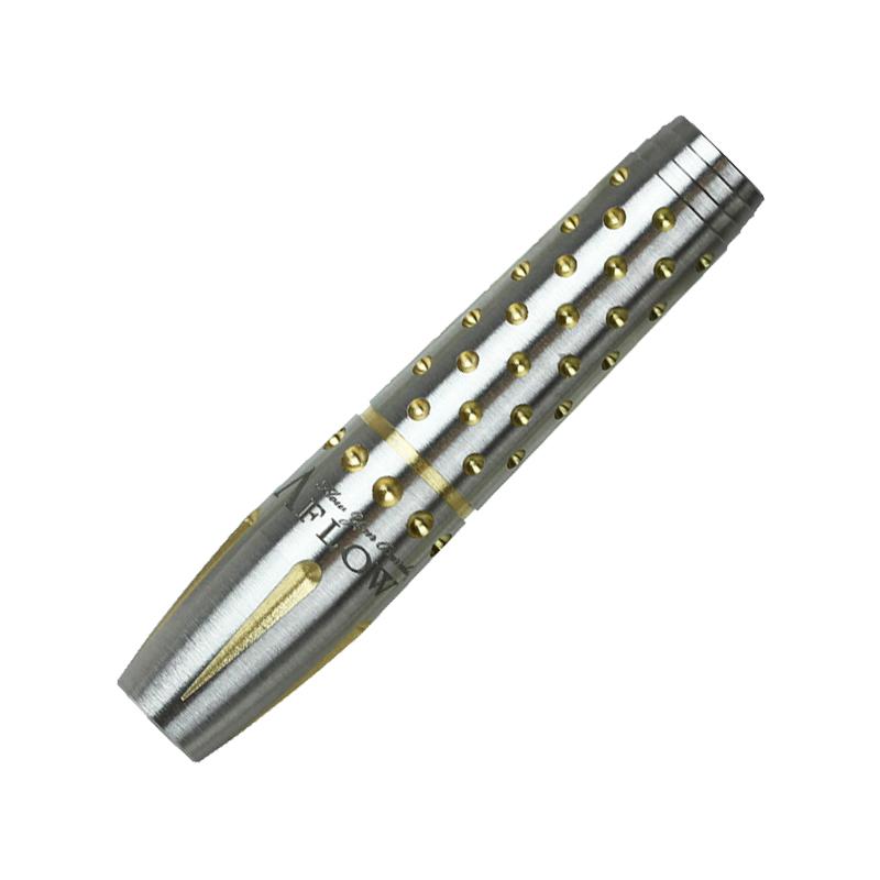 DYNASTY 【ダイナスティー】 エーフロー ブラックライン ベイブ ゼロ コーティングタイプ 今野 明穂選手モデル タングステン90% (A-FLOW BLACK LINE BABE ZERO Coating Type Tungsten90%) | ダーツ 2BAバレル 16.5g