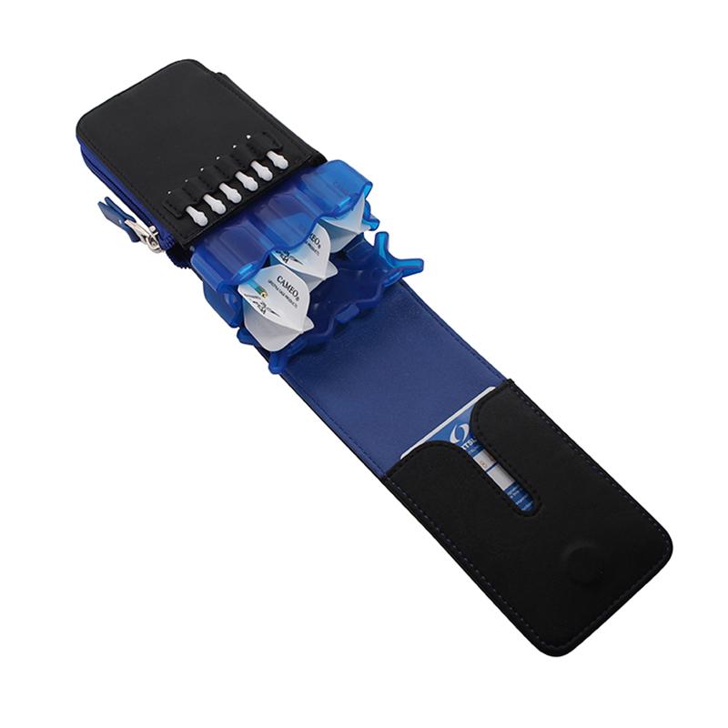 CAMEO 【カメオ】 ダーツケース スキニー3 ブルー (Darts Case SKINNY3 BLUE) | ダーツ ダーツケース