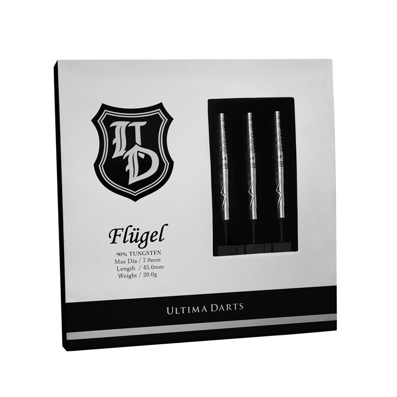 ULTIMA DARTS Flügel 2BA 20.0g 90% 瀬古定樹選手シグネチャーモデル [アルティマダーツ フリューゲル]