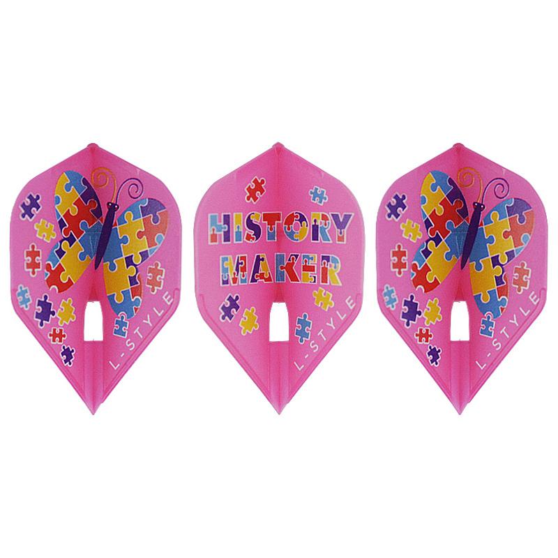 L-style 【エルスタイル】 ファロン ver.2 PRO スタンダード ホットピンク (Fallon ver.2 PRO L1 Hot Pink)   シャンパンリング対応フライト