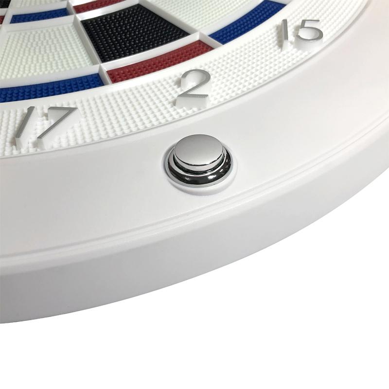 GRAN DARTS 【グランダーツ】 グランボード3s ホワイトエディション (GRAN BOARD 3s White Edition)   電子ダーツボード