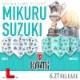 L-Flight 【エルフライト】 PRO KAMI シェイプ 鈴木未来 ver.4 ミラクル (L3K Shape Miracle)   シャンパンリング対応フライト