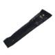Phiten×EDGE【ファイテン×エッジスポーツ】 アクアチタンアームサポーター� ブラック S (Aquatitan ARM Supporter Black) | アームサポーター