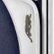 Predator 【プレデター】 ロードライン キューケース 4バット8シャフト ソフト ブルーホワイト(Roadline Cue Case 4B8S Soft Blue White) | ビリヤード キューケース