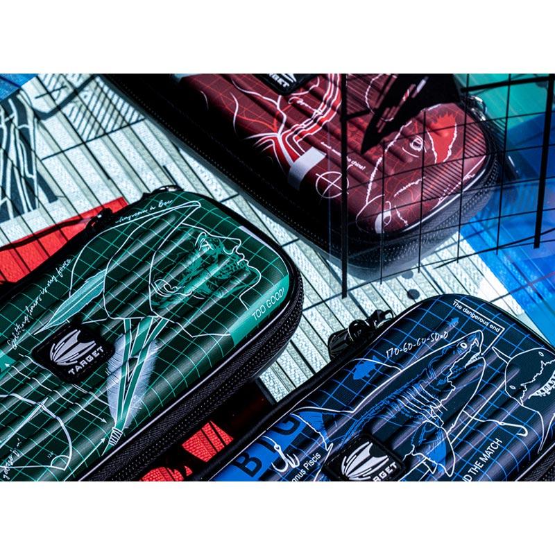 TARGET 【ターゲット】 タコマ ブループリント ウォレット (TAKOMA BLUEPRINT WALLET) | ダーツケース
