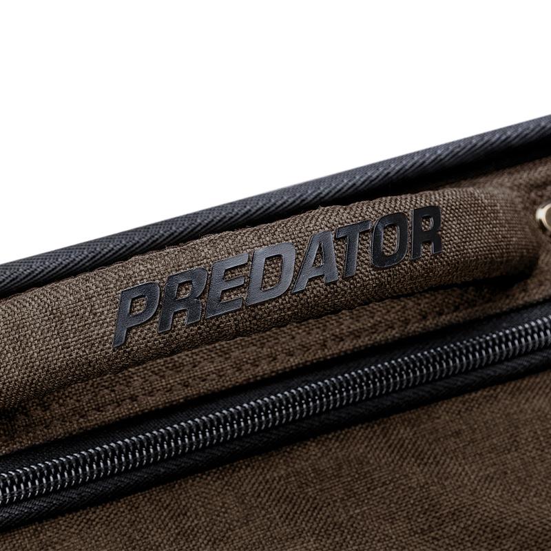 Predator 【プレデター】 キューケース 2バット4シャフト Urbain ブラウン ソフトケース (Cue Case 2B4S Brown S)   ビリヤード キューケース