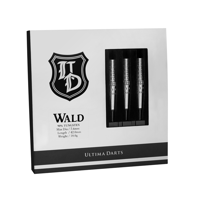 ULTIMA DARTS WALD 2BA 18.0g 90% 林周一郎選手シグネチャーモデル [アルティマダーツ ヴァルト]