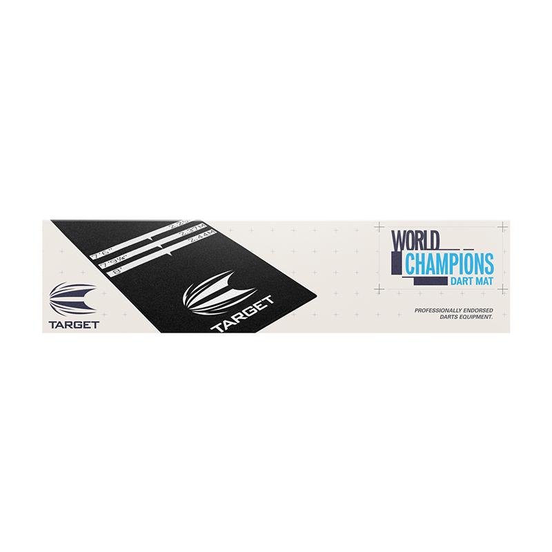 TARGET 【ターゲット】 ワールドチャンピオンダーツマット (WORLD CHAMPION DARTS MAT) | スローラインプリント