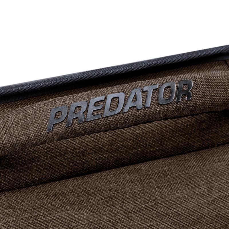 Predator 【プレデター】 キューケース 3バット5シャフト Urbain ブラウン ハードケース (Cue Case 3B5S Brown H) | ビリヤード キューケース