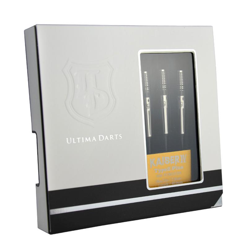 ULTIMA DARTS KAISER� Type2 Plus 2BA 17.5g 90% 荏隈秀一選手シグネチャーモデル [アルティマダーツ カイザー4 タイプ2 プラス]