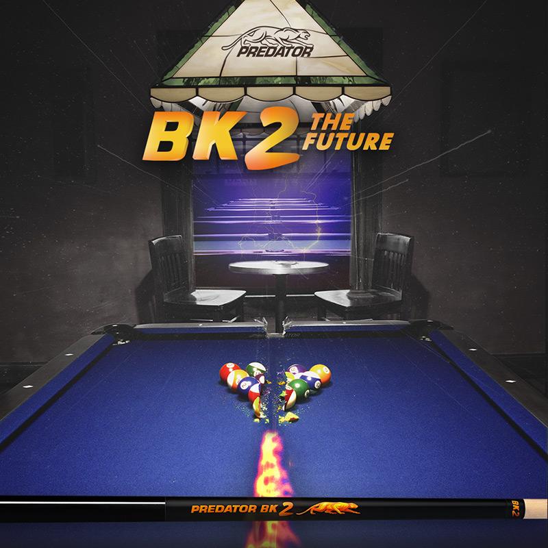 Predator 【プレデター】 ブレイクキュー BK2 復刻版 リネンラップ ユニロックシャフト付属 | ブレイクキュー