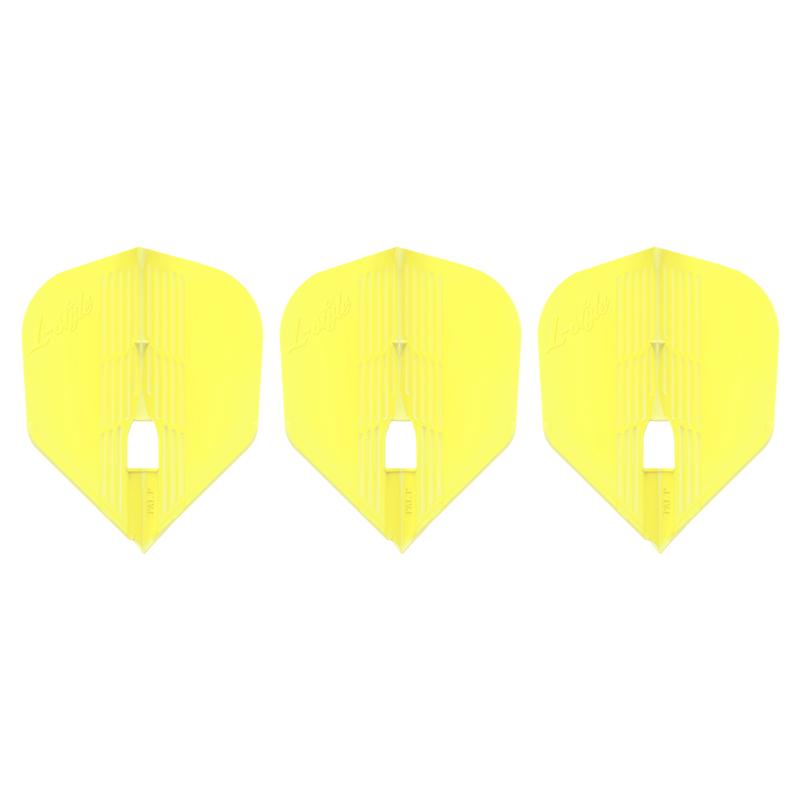 Flight-L 【フライトエル】 PRO KAMI シェイプ イエロー (L3K Shape Yellow) | シャンパンリング対応フライト